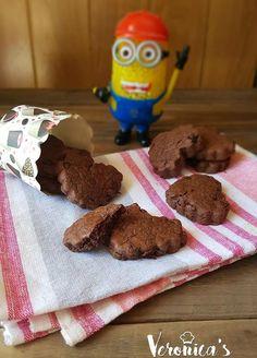 Se avete voglia di qualcosa di veramente goloso, vi suggerisco di preparare i biscotti al cioccolato gluten free,facili ed economici!