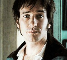 i love this look that Mr. Darcy gives Elizabeth.