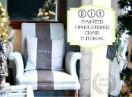 Tutorial: Pallet Burlap Outdoor Chair ‹ Home N Crafts