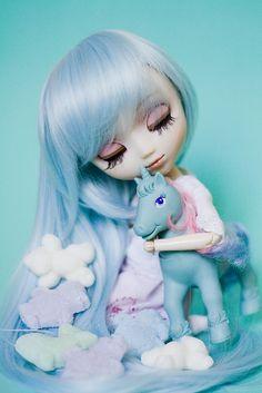 Sweet pony by * L o r y a n a, via Flickr