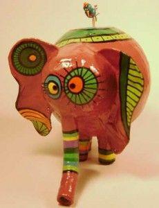 hermoso elefante