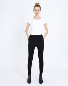 blackSavida Jenny Frontseam Jeans