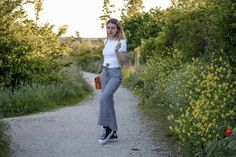 Comment adopter le pantalon Vichy ? Harem Pants, Nova, Blog, Fashion, Pants, Moda, Harem Trousers, Fashion Styles, Harlem Pants