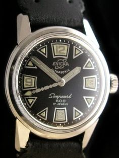 Enicar watches