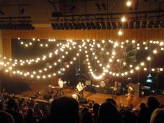 Mumford and Sons - one of my favorite band! Concert in Nashville 3.8.12