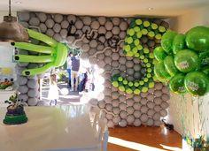 Hulk smash party bal