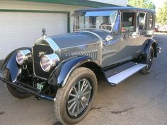 1924 Pierce Arrow Series 33 Limousine