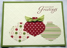 Delightful Decorations with the Ornament Punch | Denise Foor Studio PA