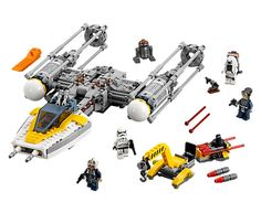 Y-Wing Starfighter™ | LEGO Shop