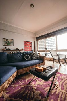 Inside North Syquia: This Man Cave with a Killer View Has a Craft Beer Lab Cozy Sofa, More Beer, Brew Pub, Home Brewing, Me As A Girlfriend, Craft Beer, Living Area, Man Cave, Art Deco