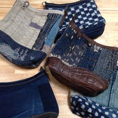 J Augur bags Jean Crafts, Denim Crafts, Boro, Denim Ideas, Creation Couture, Recycled Denim, Denim Bag, Fabric Bags, Little Bag