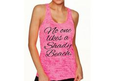 Shady Beach Tank Top. Mermaid Tank. Beach Please. Wifey Shirt. Beach Tank. Workout Tank. Yoga Shirt. Funny Shirt. Tumblr. Fitness Tank by WorkItWear on Etsy #shadybeach #beachplease #beachtank #beach #brunch #fitness #mimosas #gym #workout #workouttank #t