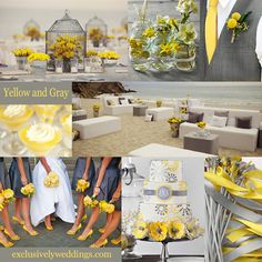 117 best Yellow Wedding Ideas images on Pinterest in 2018 | Yellow ...