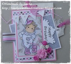 Tineke's cards and creations
