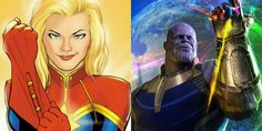 Captain Marvel will not be appearing in AVENGERS: INFINITY WAR.