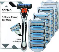 Gillette Shaving Cream, Razer Blade, Dollar Shave Club, Skin Care Spa, Close Shave, Best Gifts For Men, Grandpa Gifts, Bar, Handle