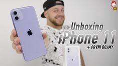 📱Koupil jsem  Apple iPhone Unboxing a První Dojmy Macbook Pro 13, Apple Macbook Pro, Apple Iphone, Iphone 11, Blue Microphones, Blue Yeti, Galaxy Note 9, Karaoke, Smartphone