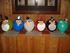 Karen's Ideas Galore!: Angry Birds Party Ideas
