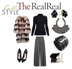 Fall Style With The RealReal: Contest Entry by shaniamelville-1 on Polyvore featuring Rumour London, Missoni, J.Crew, Christian Dior, River Island, H&M and Kendra Scott