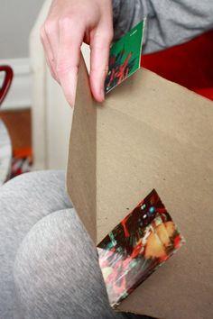 Se você é daquelas pessoas que fica com dó de jogar fora (mesmo que você recicle) qualquer tipo de papelão, caixa de embalagem ou objetos diversos com esse material, agora pode aproveitá-los para c…