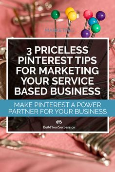 Looking to promote on Pinterest? Check out this 3 Priceless Pinterest Tips for…
