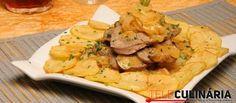 Receita de Bifes de vitela de cebolada. Descubra como cozinhar Bifes de vitela de cebolada de maneira prática e deliciosa com a Teleculinária!