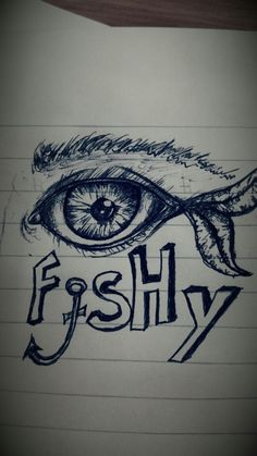 Fishy indeed... :)