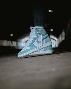 more photos b1d4e 09271 The new Air Jordan 1 Turbo Green looks dope! 💻 Check the Link in our