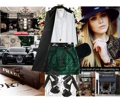 """""""Round and around"""" by tamaramasc ❤ liked on Polyvore"""