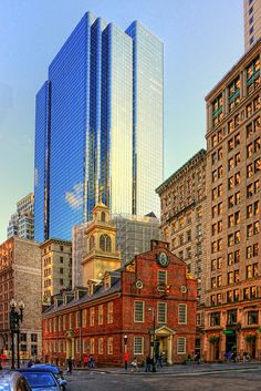 The Old State House - Boston, MA