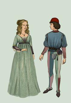 Florence 1470 .:3:. by Tadarida.deviantart.com on @DeviantArt