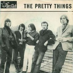 Pretty Things EP. EPs were a big thing in the 60s.