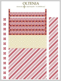 Folk Embroidery, Embroidery Patterns Free, Embroidery For Beginners, Beading Patterns, Machine Embroidery, Stitch Patterns, Embroidery Designs, Flash Tattoos, Kid Icarus