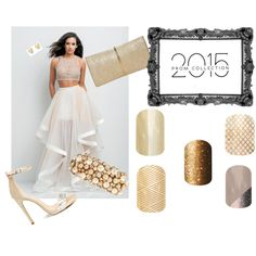 """Enchanted Evening Prom 2015"" www.JamTherapistSc14.jamberrynails.net"