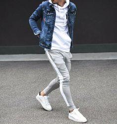 5 Lively ideas: Urban Fashion Catwalk Ready To Wear urban fashion outfits shoes outlet.Urban Wear For Men Streetwear. Urban Style Outfits Men, Hipster Outfits, Trendy Outfits, Fashion Kids, Urban Fashion, Trendy Fashion, Fashion Vintage, Vintage Men, Fashion 2018