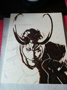 Loki in progress