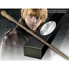 Harry Potter Wand Ron Weasley (Character-Edition) | Captain Hook Merchandise