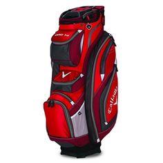 Callaway org 14 cart bag red - Golf Diva