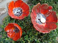 http://fr.dawanda.com/product/18410389-Mohn-Keramik-3-poppies-Blumen-Garten-Ton-rot