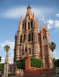 San Miguel de Allende, Guanajuato.