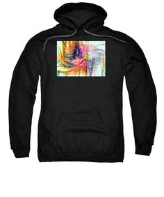 Sweatshirt - Abstract 9586