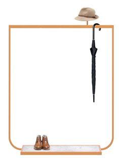 68 Ideas Clothes Shop Design Interior Furniture For 2019 Hallway Furniture, Small Furniture, Home Furniture, Furniture Design, Furniture Ideas, Rack Design, Store Design, Ikea Ps 2014, Coat Stands