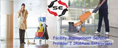 Facility Management Service Provider  We, at Shubham Enterprises experts in providing incorporated facility services to wide range of clients. Our business's core skill lies in facility management to deliver essential day to day property care services such as electromechanical, security services, cleaning services, building maintenance services, facility management services etc. We offer wide range of services, through our sustainable solutions philosophy.