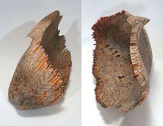 Jessica Drenk tarafından kalem heykeller. http://www.mozzarte.com/tasarim/jessica-drenk-tarafindan-kalem-heykeller/