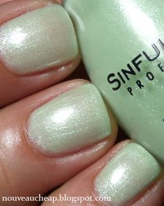 Sinful Colors - Bring It Sheer