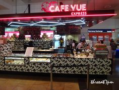 cafe vue melbourne airport - Google Search