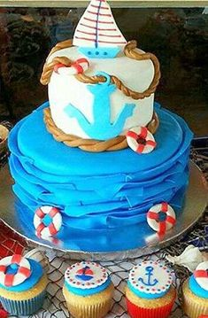 Nautical baby shower ♦ℬїт¢ℌαℓї¢їøυ﹩♦