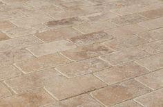 """Noce Classico Rustic / 3""""x6""""x3/8"""" / Tumbled brick tiles"""