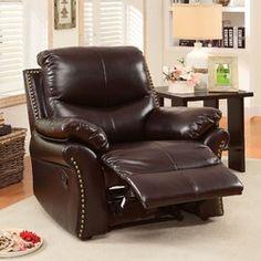 Leather Furniture You'll Love | Wayfair