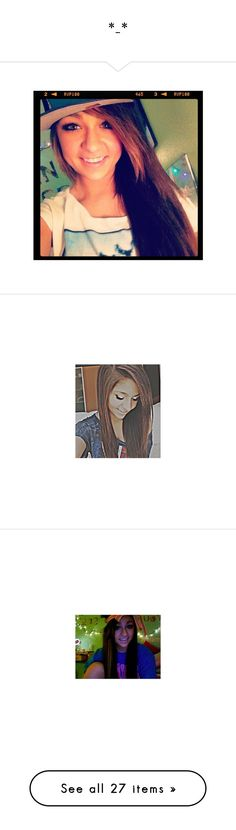 """""""*-*"""" by gemmziepop ❤ liked on Polyvore featuring andrea russett, people, andrea, site models, andrea russet, ashlyn, pictures, claire, girls and hair"""